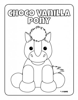 wekinz coloring pages - photo#29