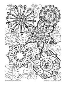 232x300 new christmas coloring pages pain management stress relief