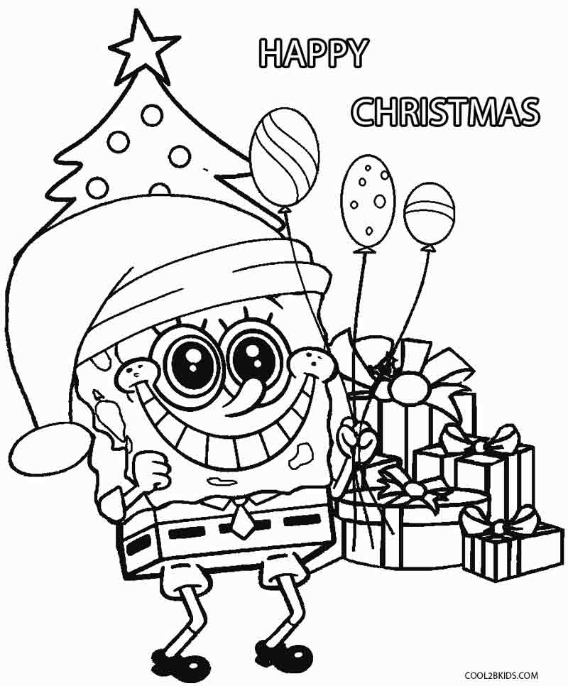 800x966 Printable Spongebob Coloring Pages For Kids Cool2bkids