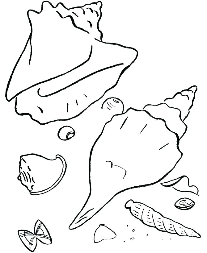 670x820 Summer Beach Coloring Pages