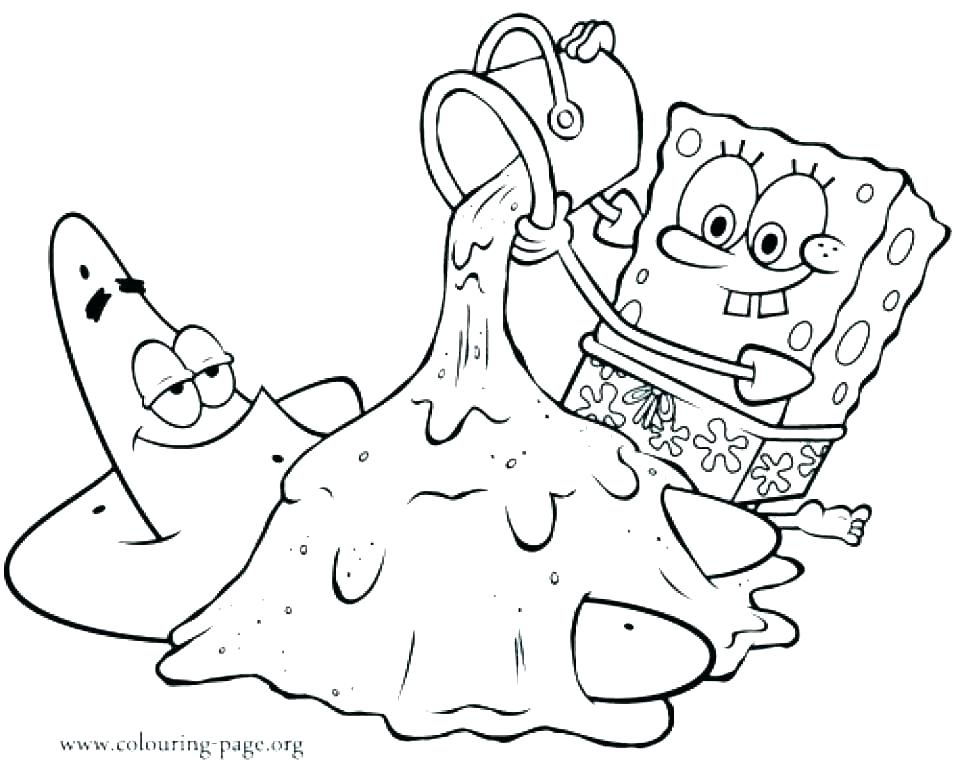 960x781 Summer Season Coloring Pages