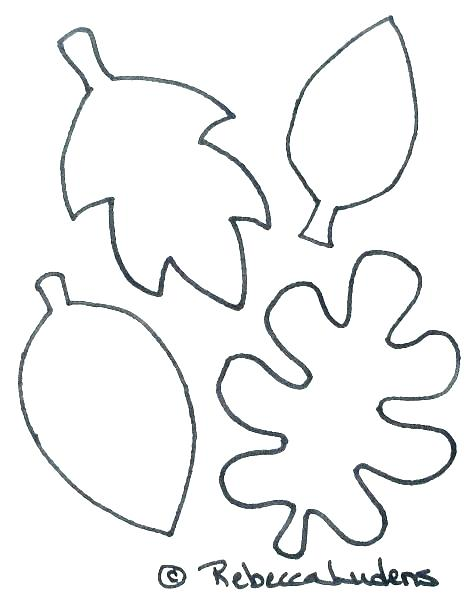 470x600 Leaves Coloring Page Autumn Leaf Coloring Page Holly Leaf Coloring