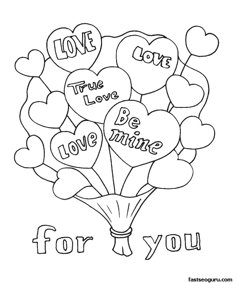 803x956 Valentine Coloring Pages Boys Quotes Amp Wishes