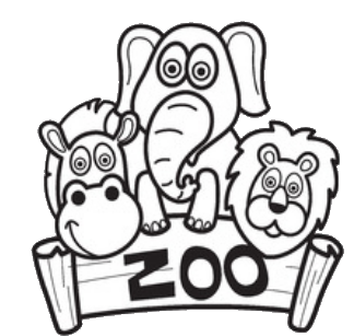 324x307 A To Z Kids Stuff Zoo Coloring Pages