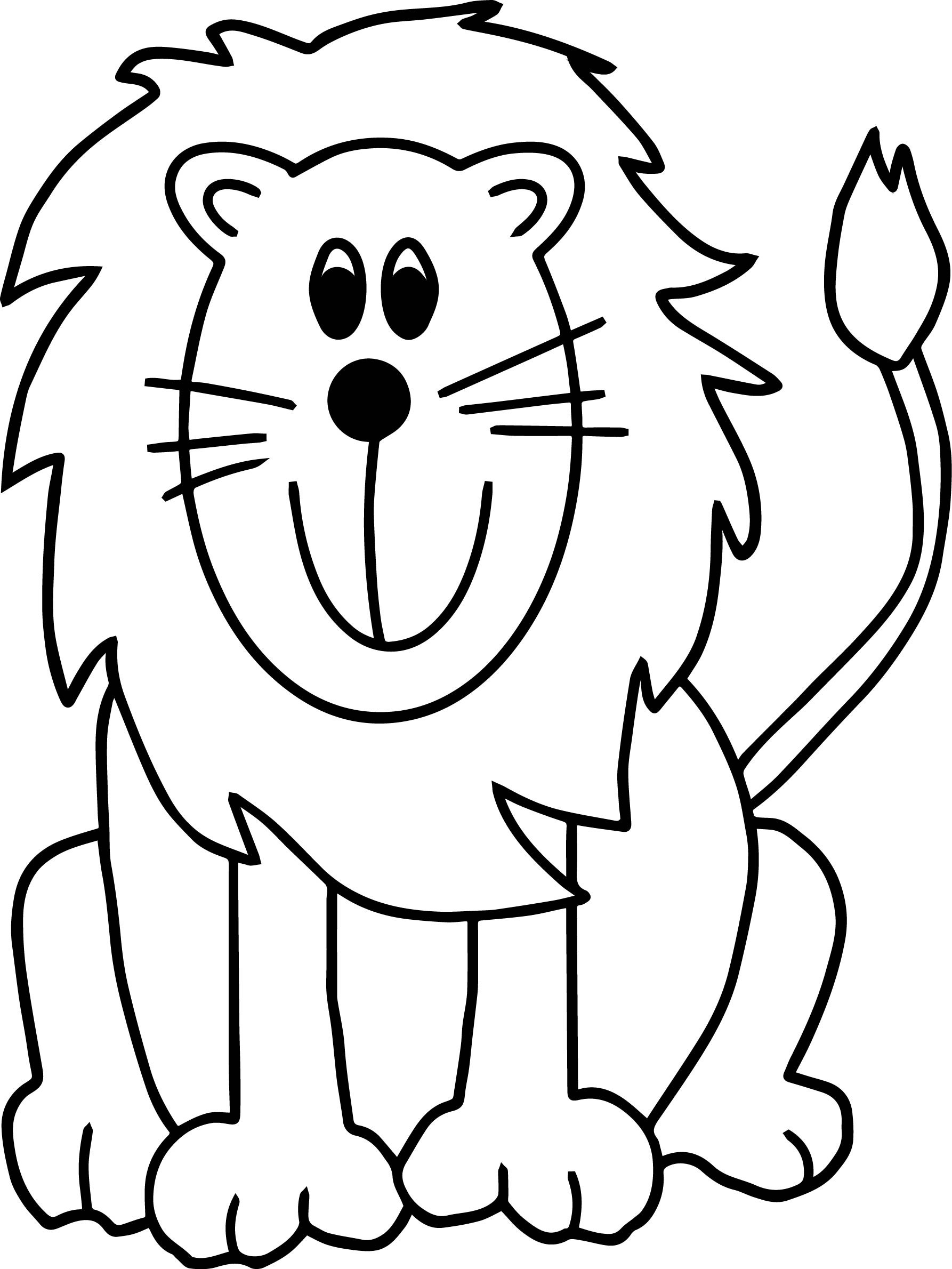 1786x2380 Lion Animal Coloring Pages Beautiful Lion Animals Coloring Pages