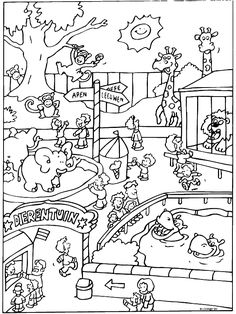 236x314 Zoo Animals Coloring Pages! Zoos, Animal And Activities